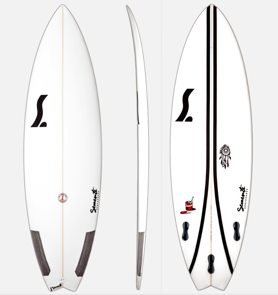 Semente 2020 Surfboards