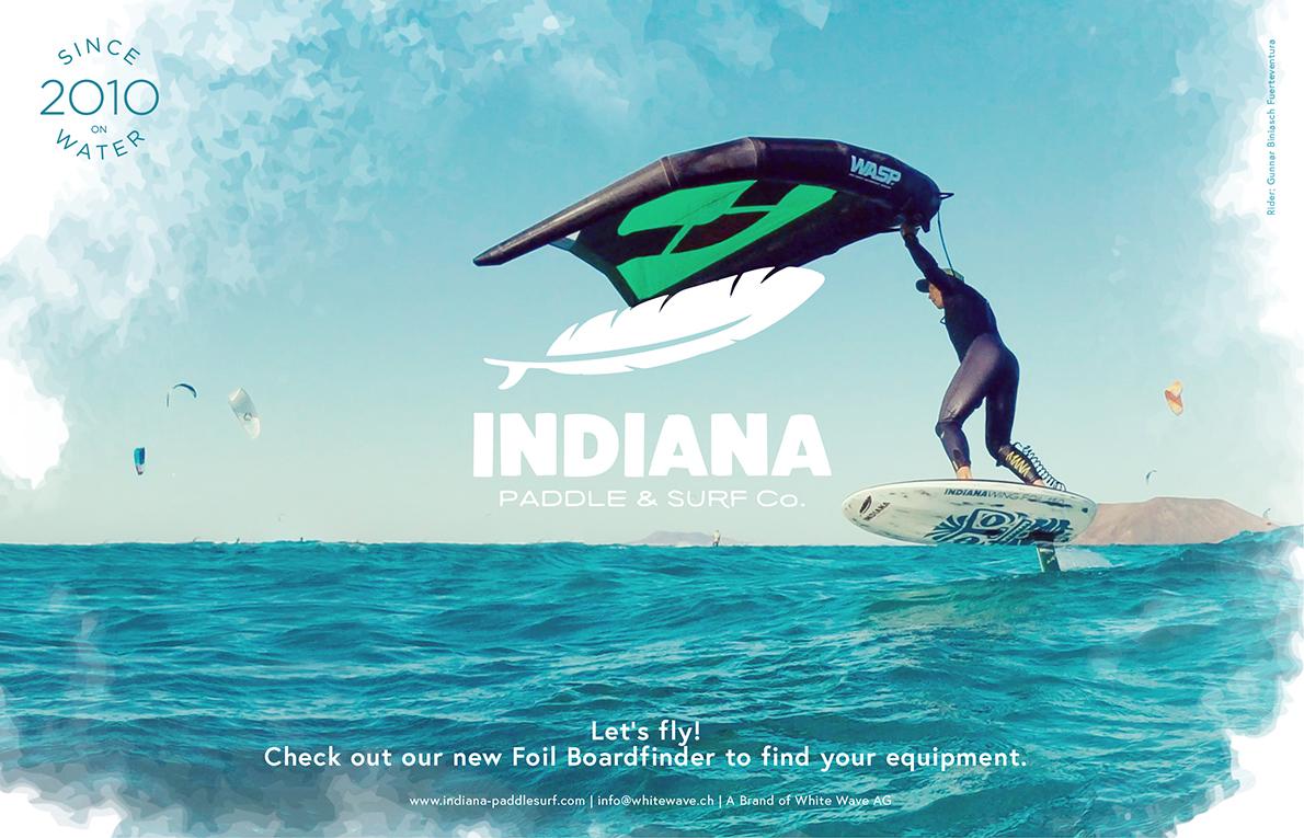 101 Indiana SUP