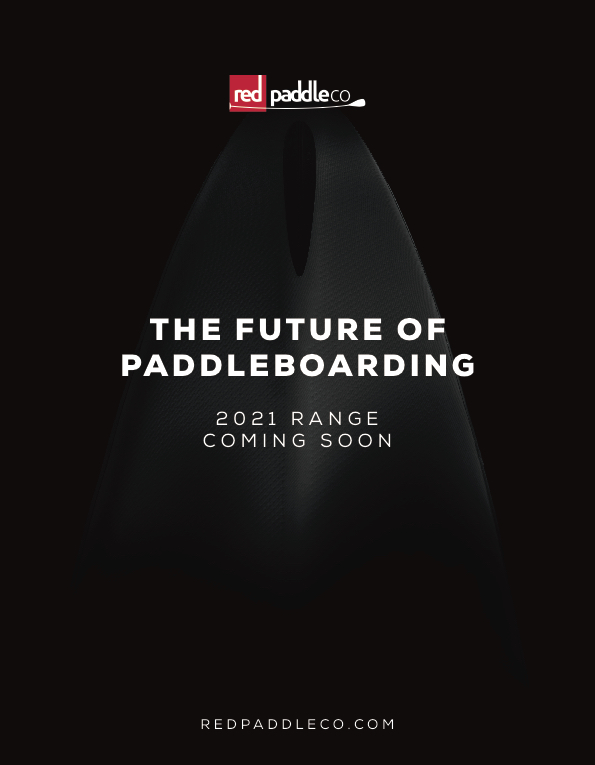 101 Red Paddle SUP