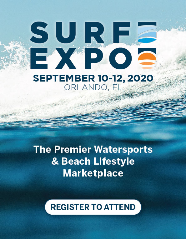 101 Surf Expo surfboard/kite/impact vest/sup