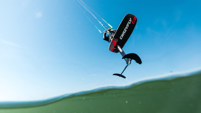 CrazyFly 2020 Kiteboards