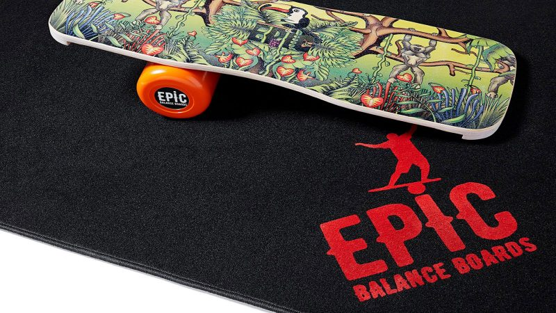 EPIC balance boards header