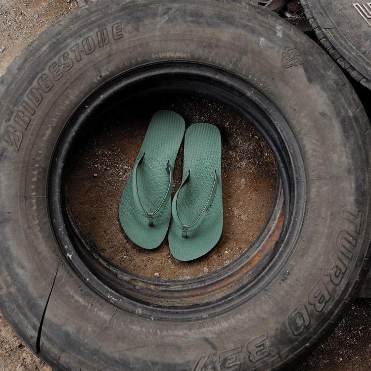 Indosole tyre