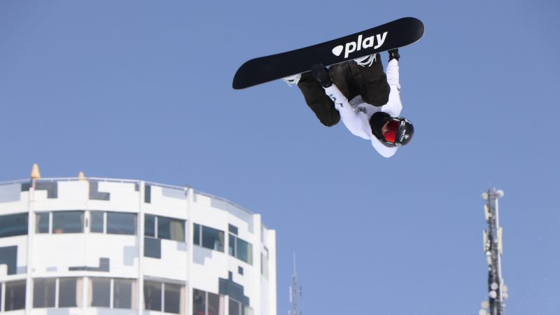 Play Snowboards Laax