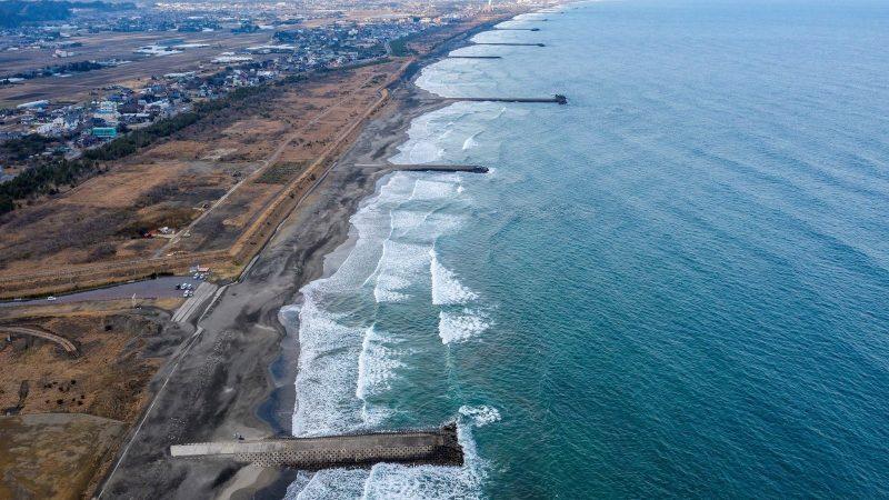 Shidashita Beach, Japan