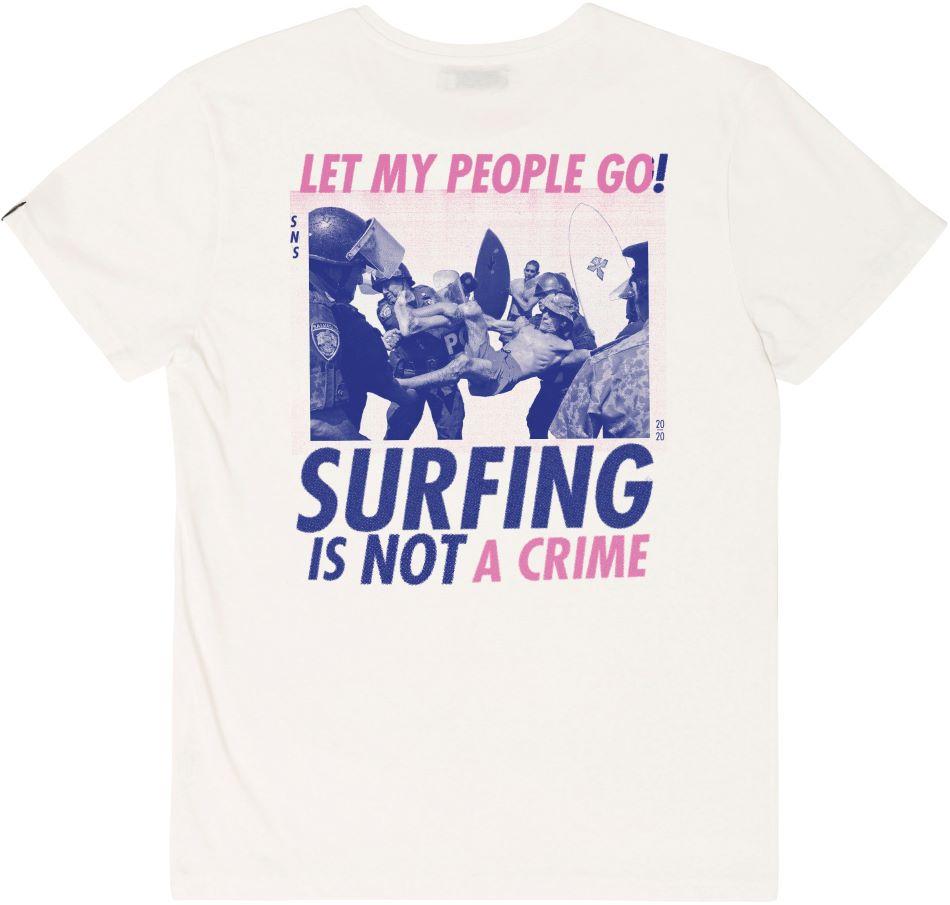 T Shirt Sen No Sen