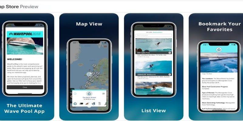 WavePoolMag app