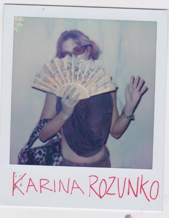 Karina Rozunko in Angel Gone
