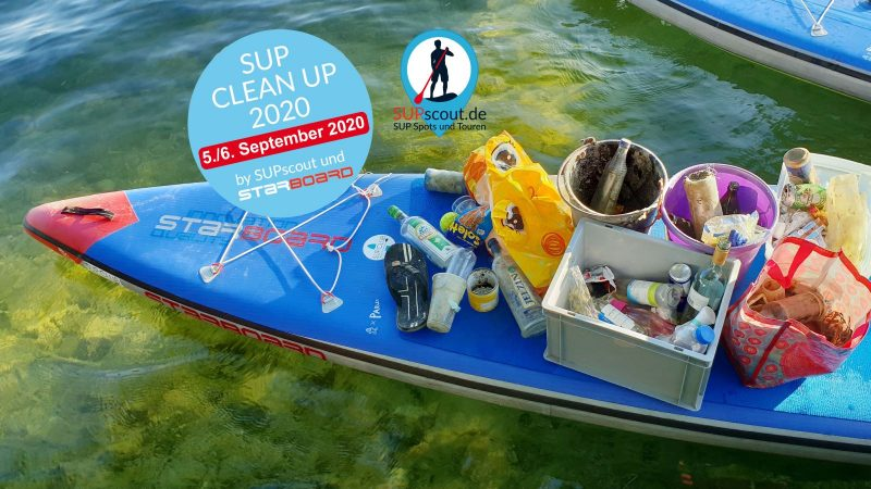 2020 SUP Clean up