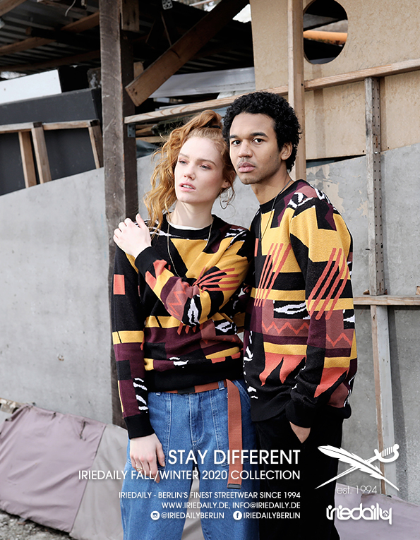 102 IRIE DAILY MENS STREETWEAR AND WOMENS STREETWEAR