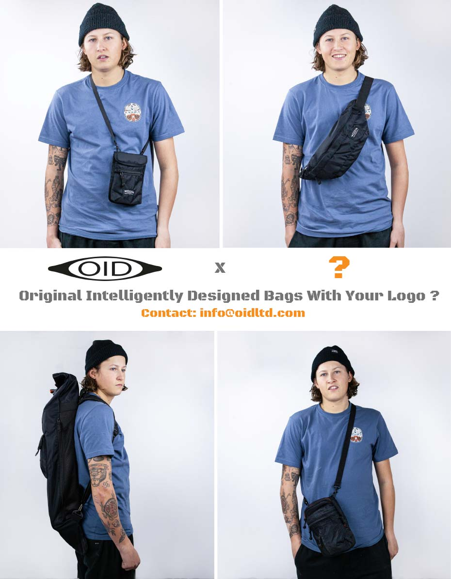 102 OID BACKPACKS