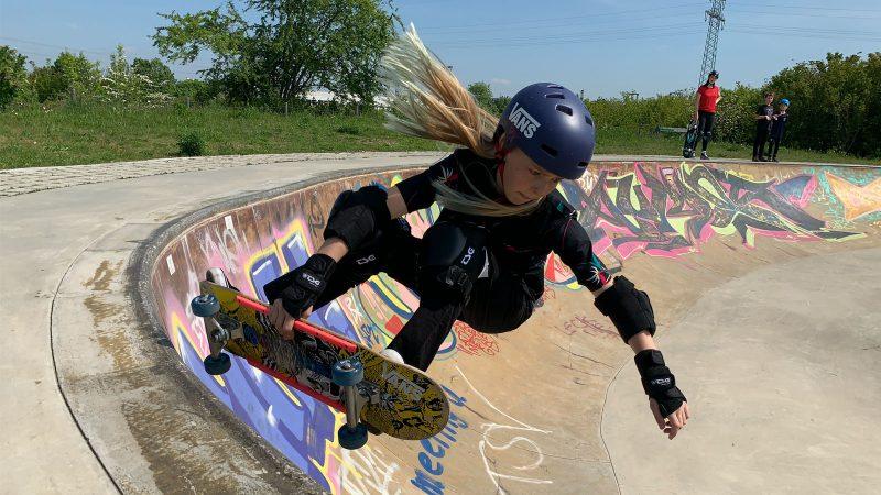 TSG SS21 Skate Helmets & Protection Preview