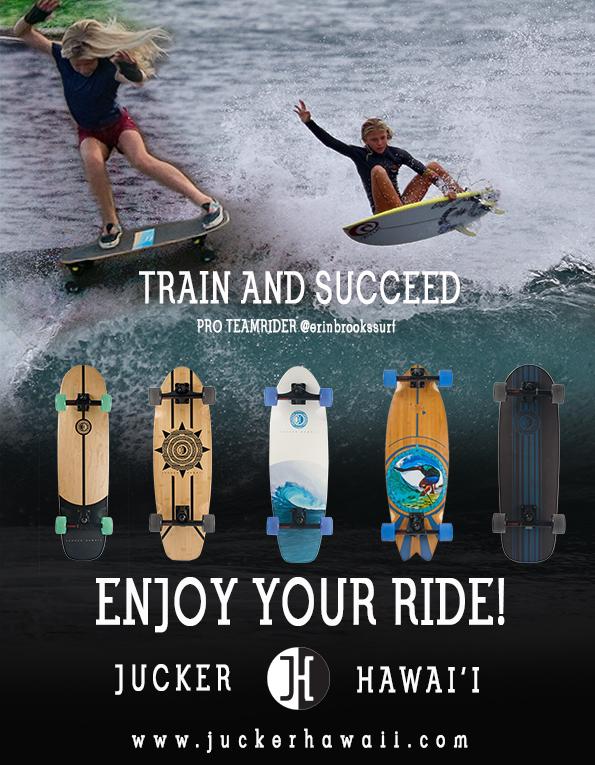 102 JUCKER HAWAII SURF AND SKATE