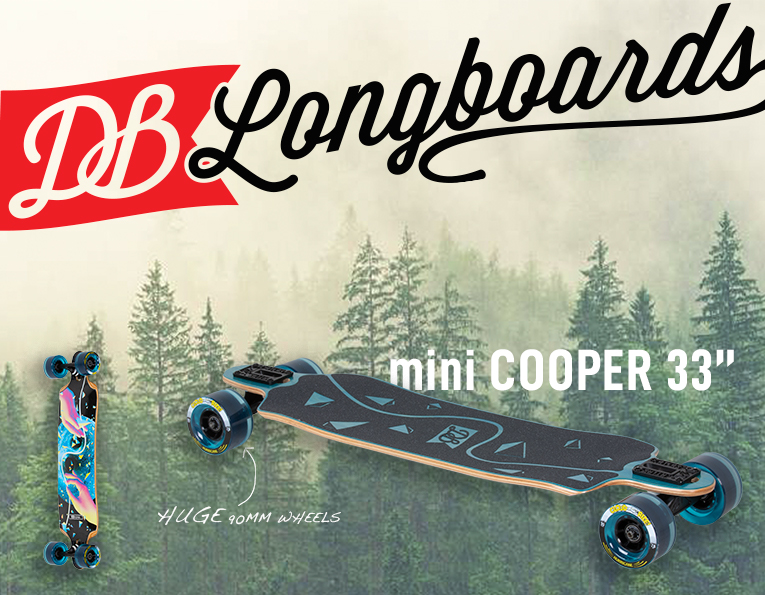 103 DB LONGBOARDS