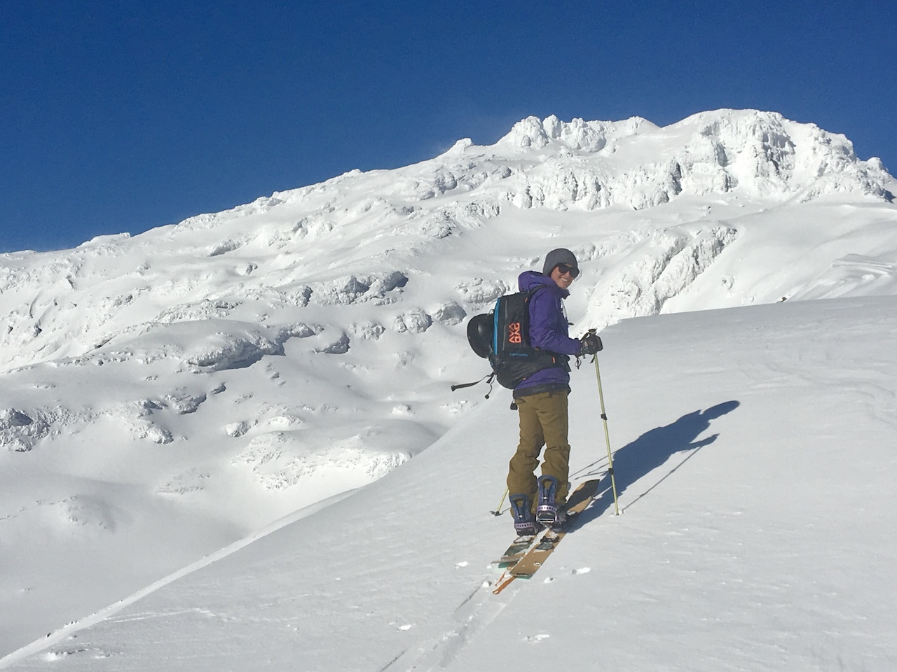 Apex Backcountry Guiding, Chile. BSS.