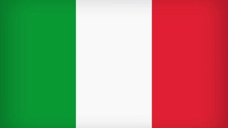 market intel Italian flag