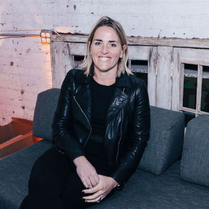 SVP of Global Marketing, Kelly Murnaghan