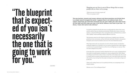 anti blueprint project double page