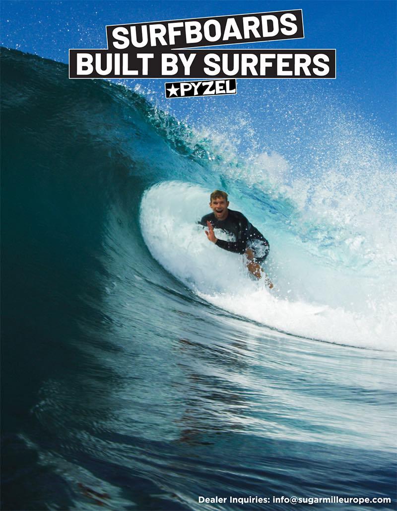 103 pyzel surf