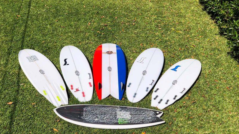 Semente SS21 Surfboards Preview