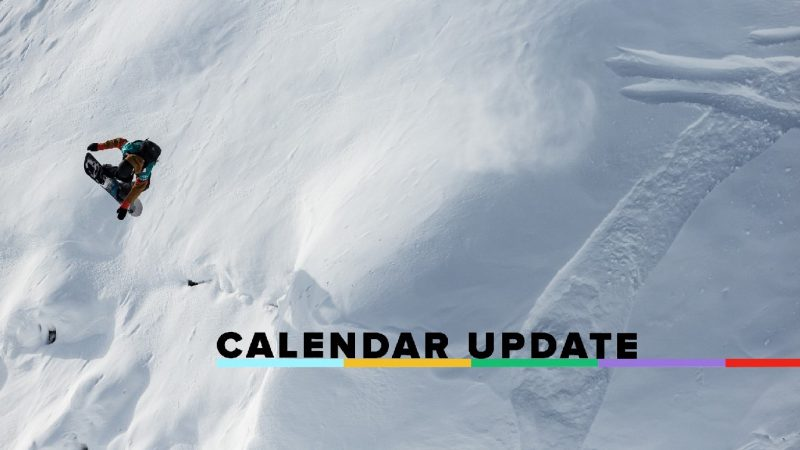 FWT 2021 Calendar Update
