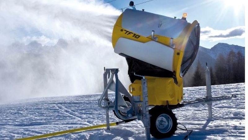 Lecht snow cannon