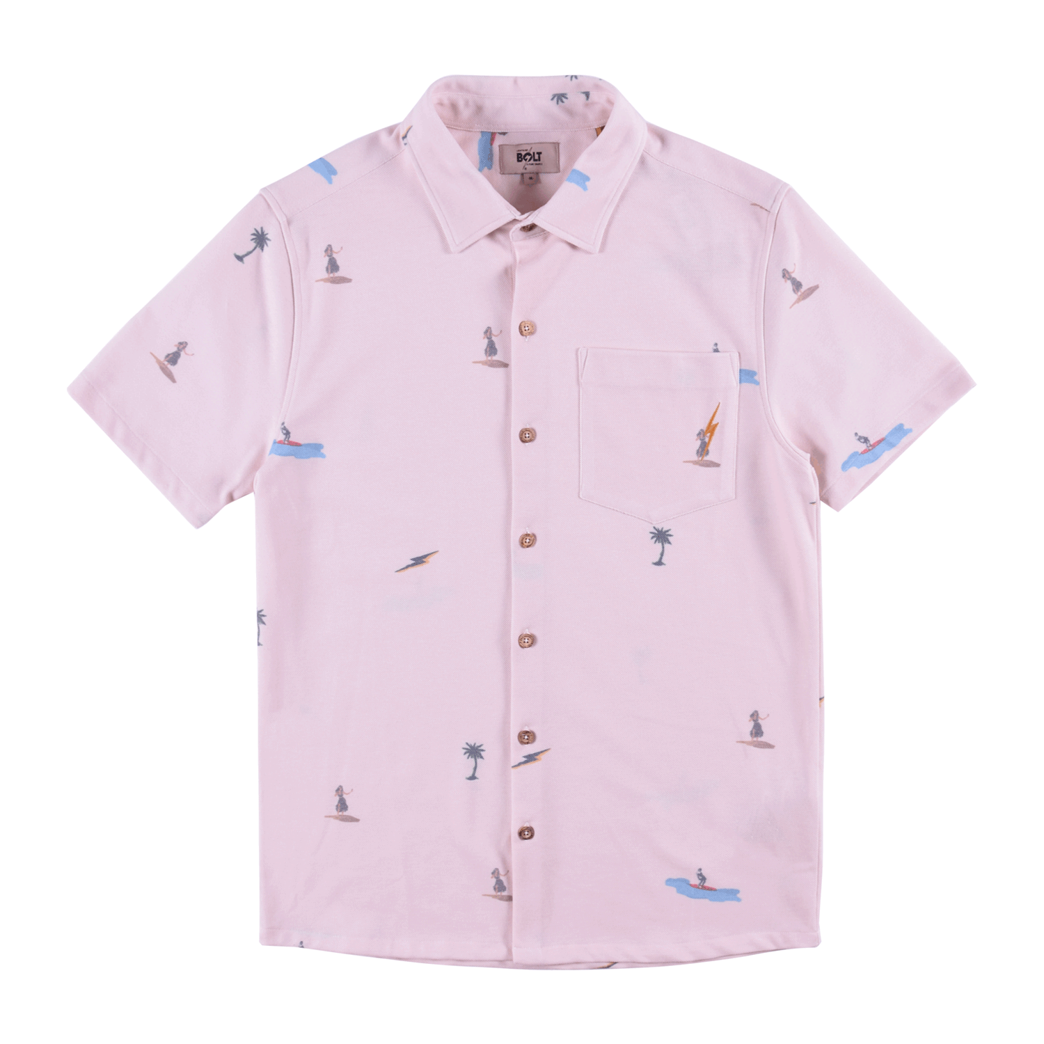 Lightning Bolt SS21 Men's Surf Apparel