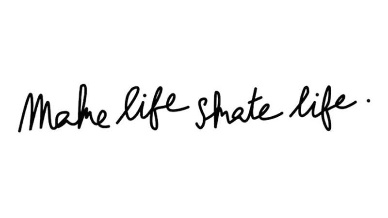 Make Life Skate Life logo