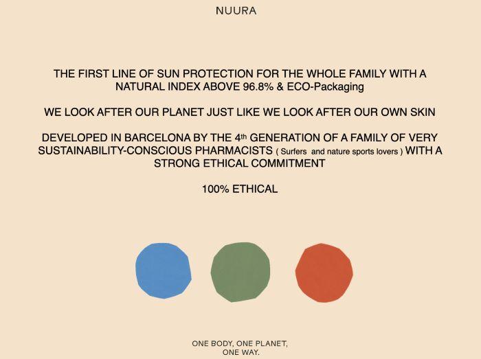 NUURA Ethics