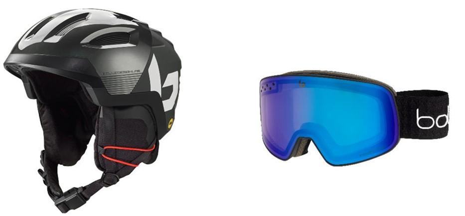Phantom lenses & RYFT helmet