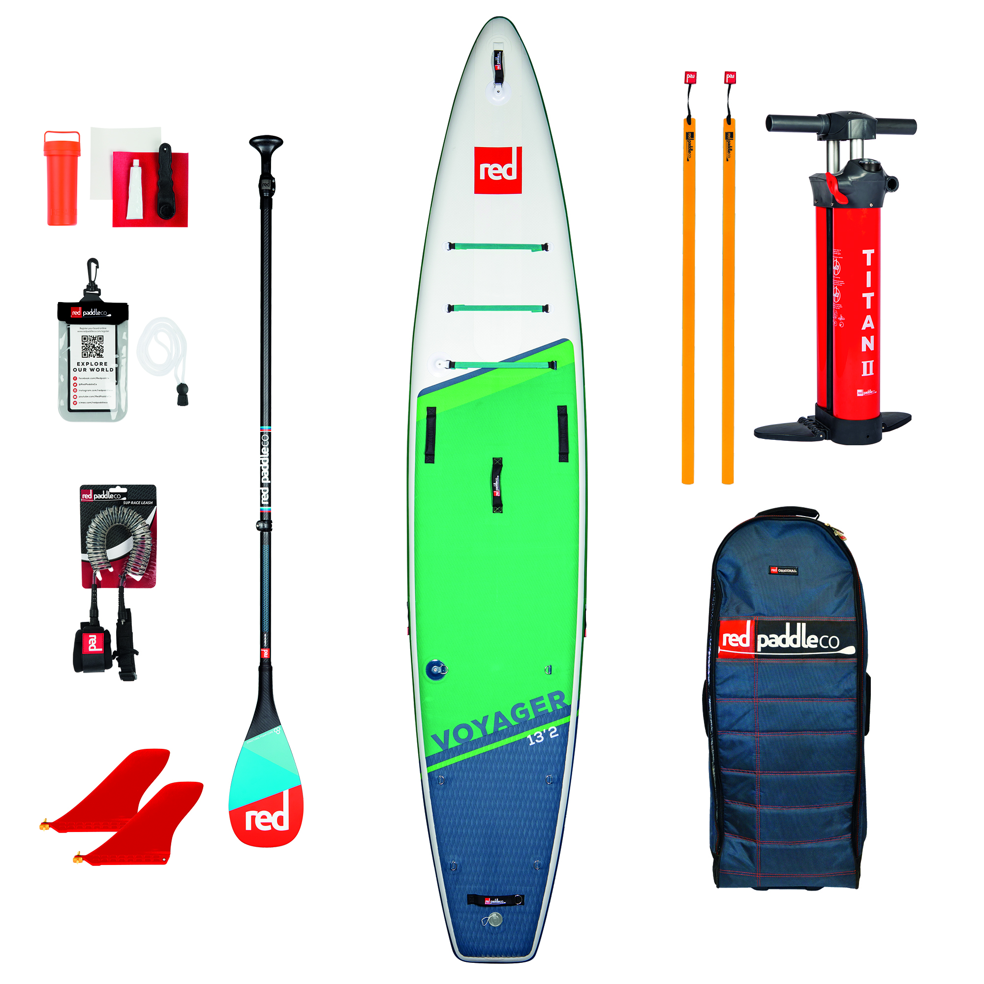 Red Paddle SS21 SUP