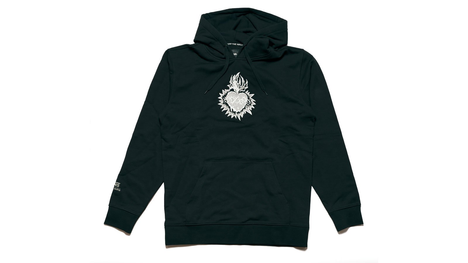 Embroidered Heavyweight Hoody