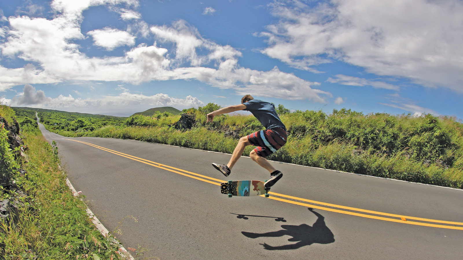 Jucker Hawaii SS21 Longboard Preview