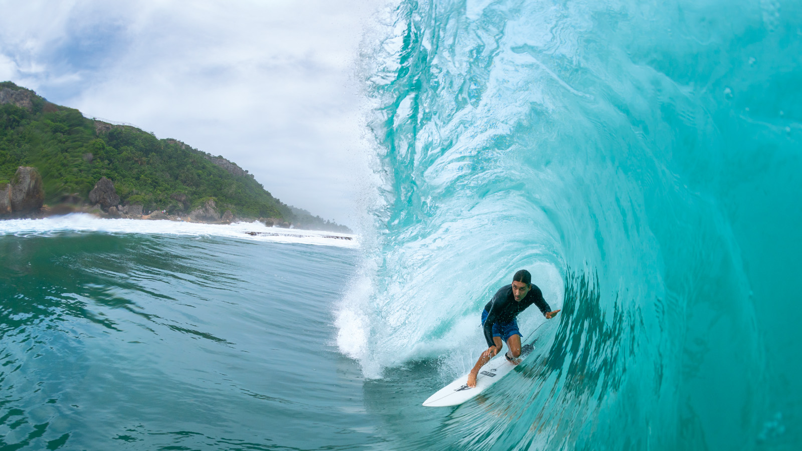 Patagonia SS21 Men's Surf Apparel Preview