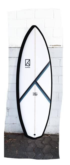 Kanoa SS21 Surfboards