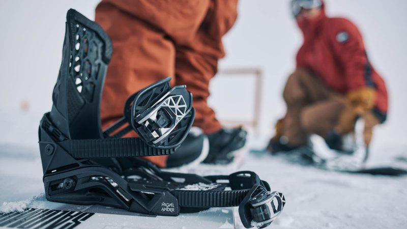 Salomon 21/22 Snowboard Bindings Preview