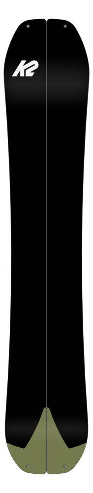 K2 21/22 Splitboard Hardgoods