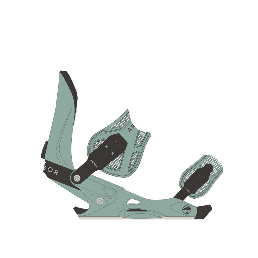 Arbor 21/22 Snowboard Bindings