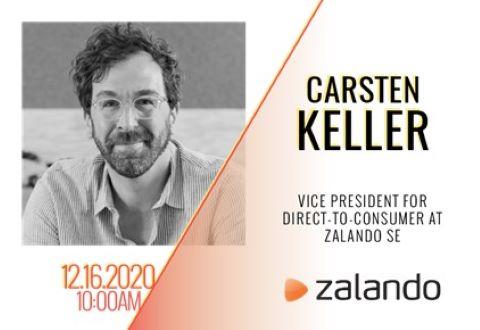 Carsten Keller, Vice-President at Zalando