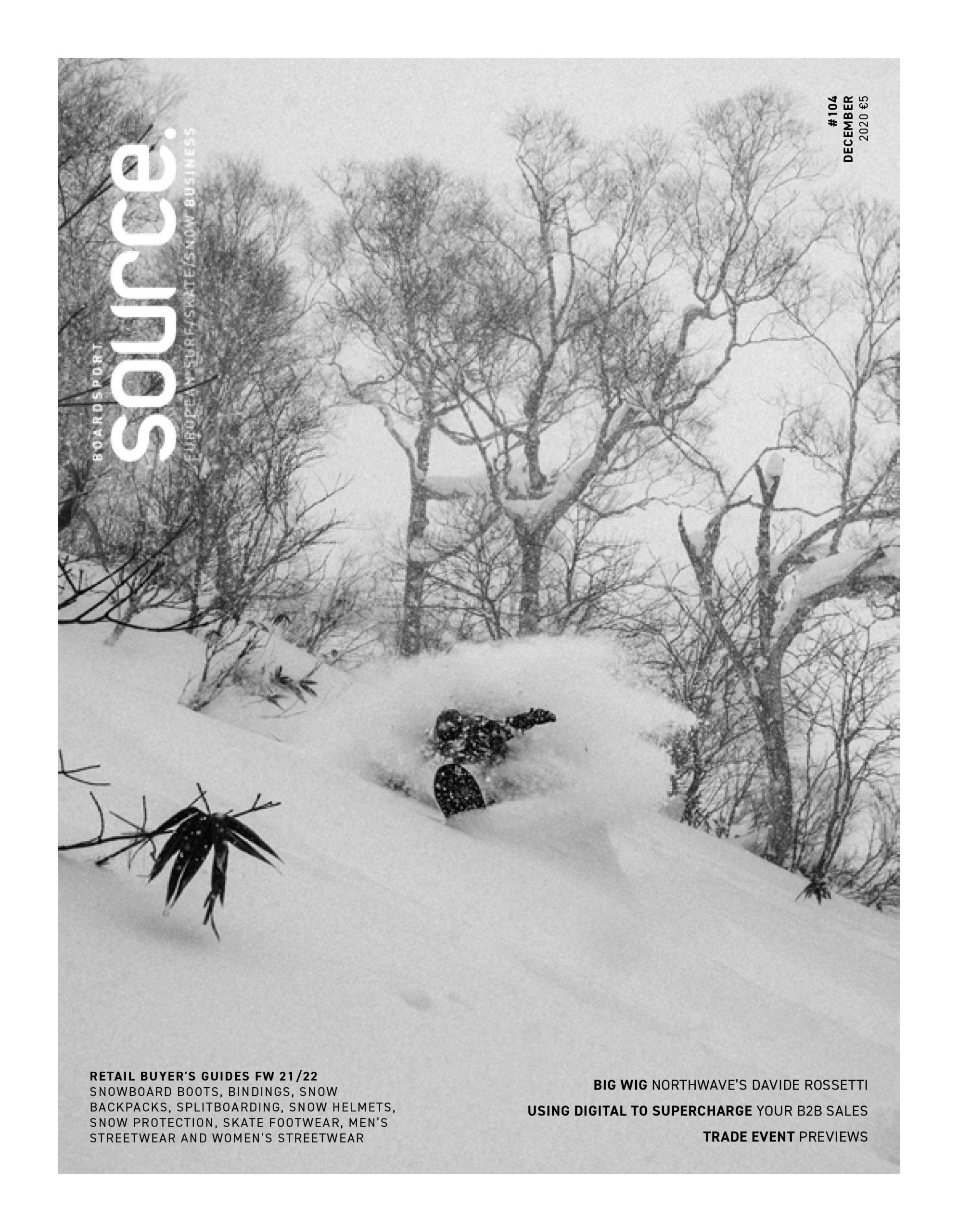 On the cover: Dragon Lodge Snowboarding's John Bassett. Photo Owen Tozer.