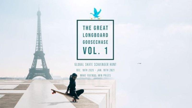 Longboard GooseChase vol 1