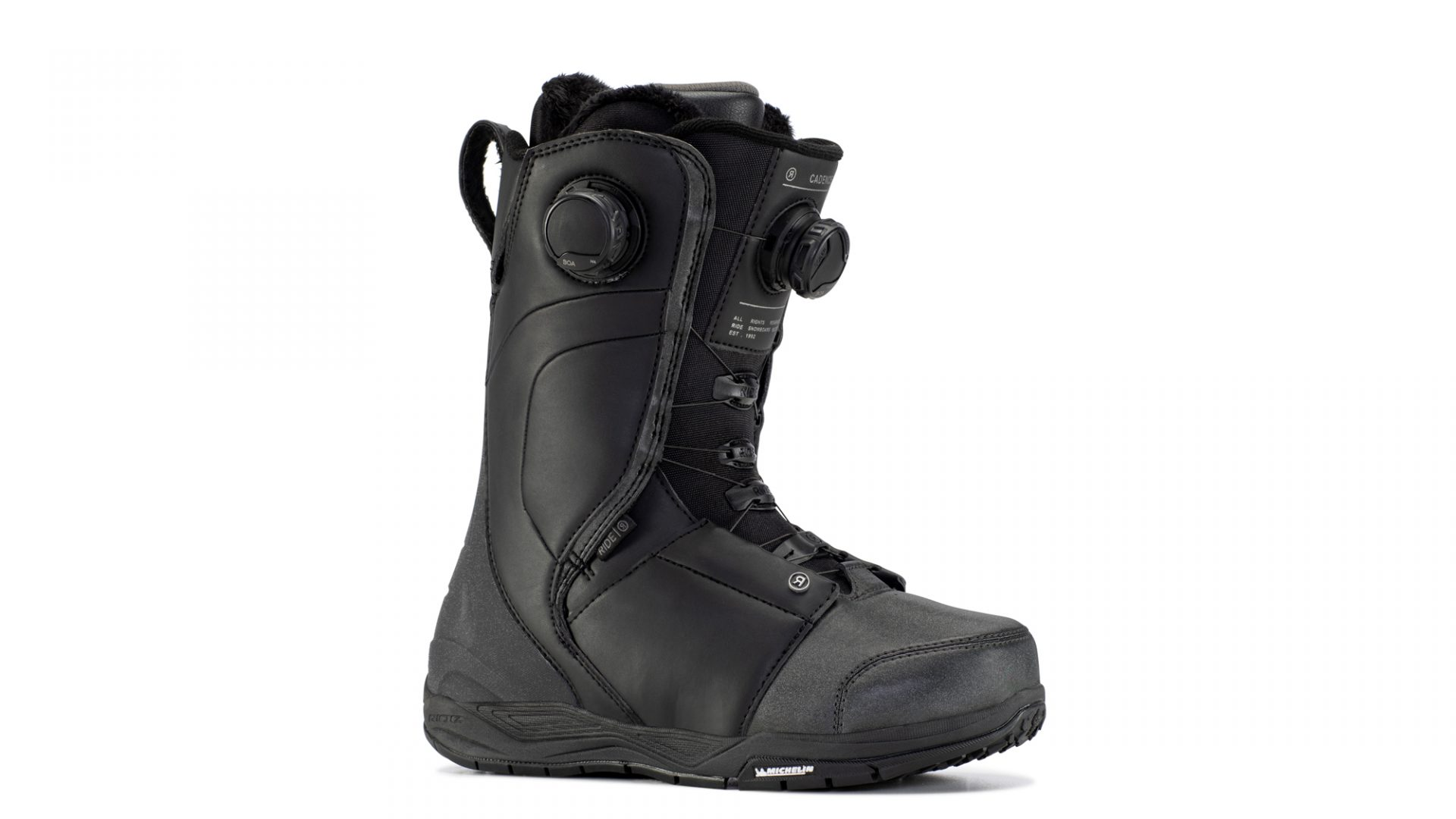 Ride 21/22 Snowboard Boots