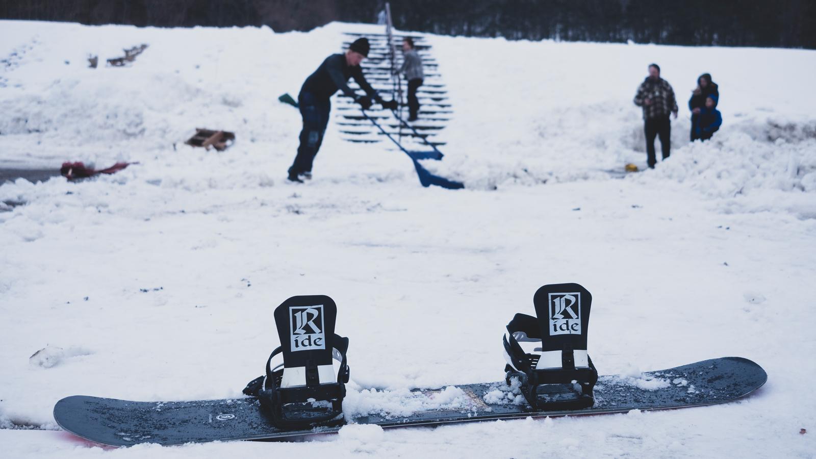 Ride 21/22 Snowboard Bindings