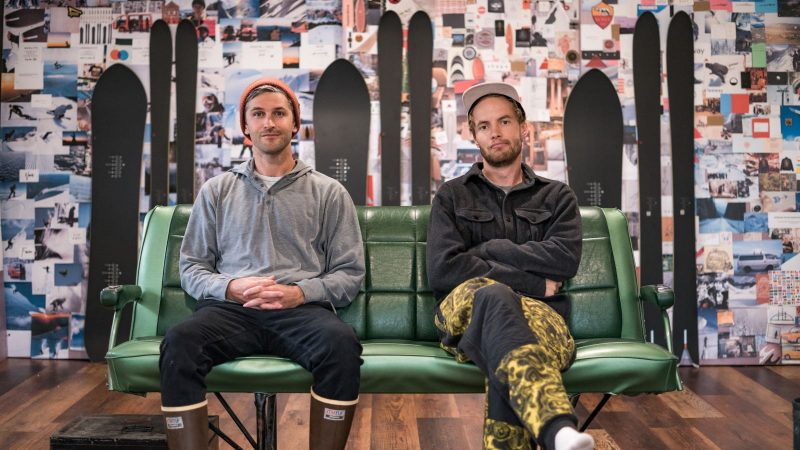 Season eqpt founders Eric Pollard & Austin Smith