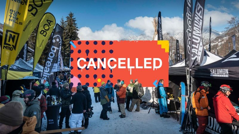 Shops 1st try cancelled