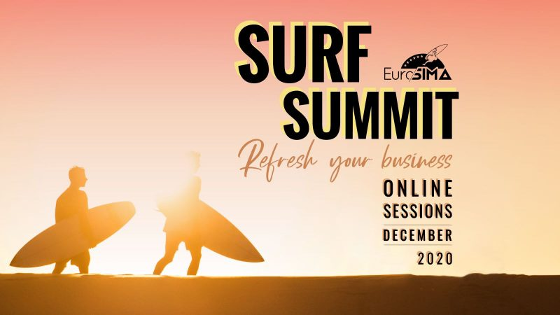 Surf Summit Online sessions