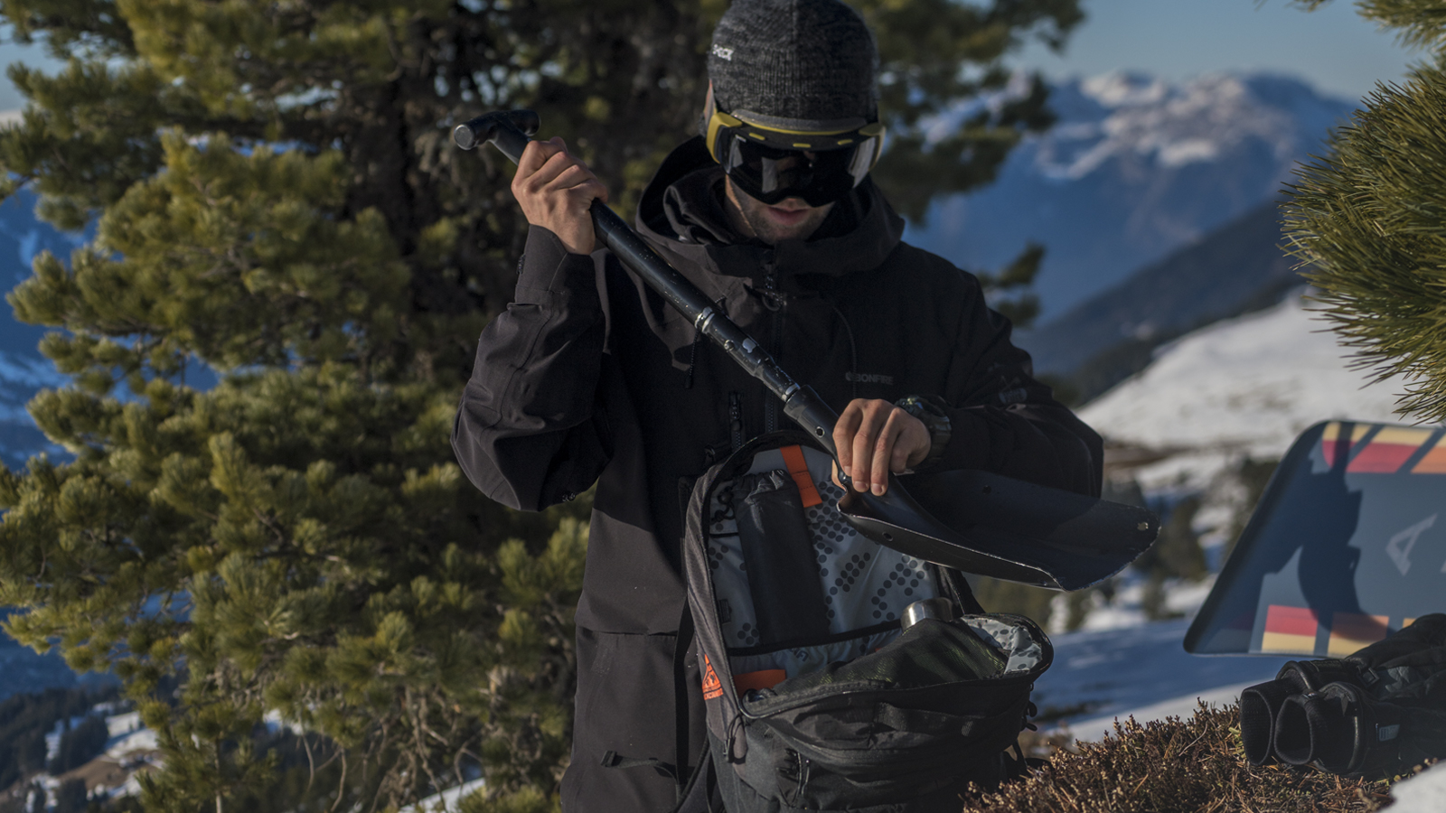 Amplifi 21/22 Technical Snow Backpacks Preview