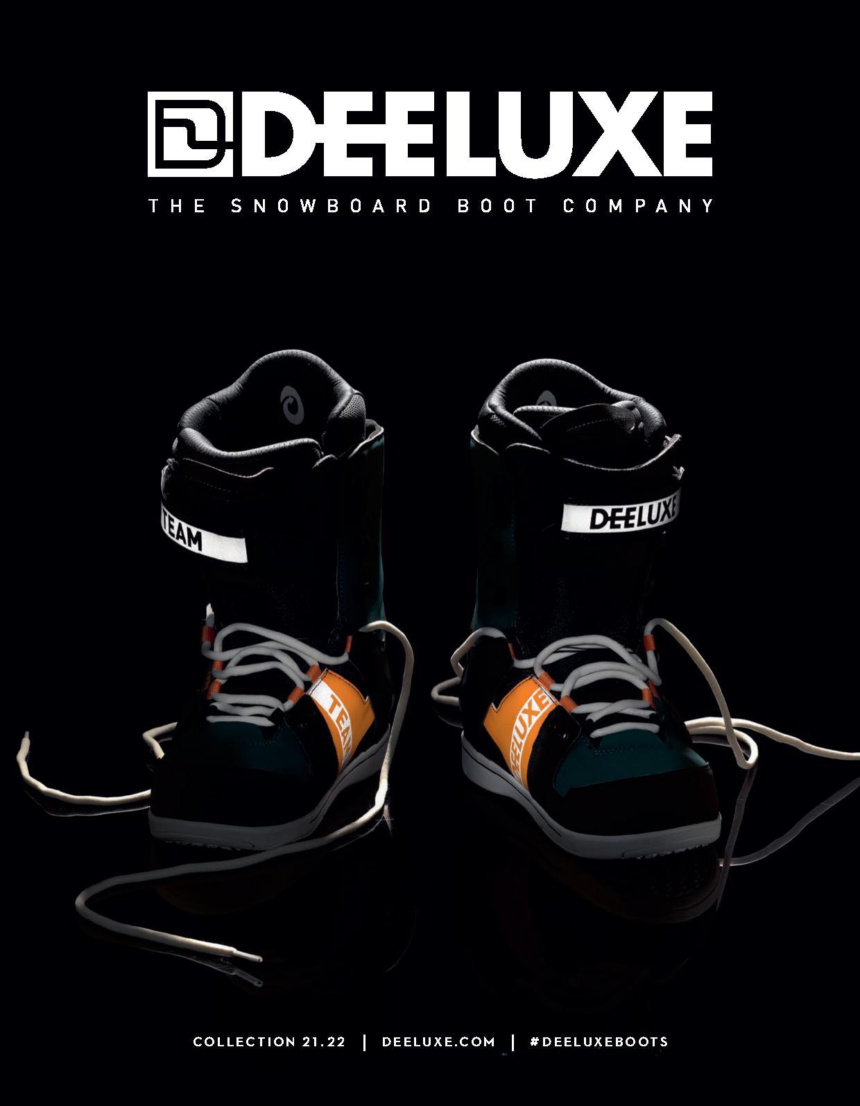 104 deeluxe  snowboard boots