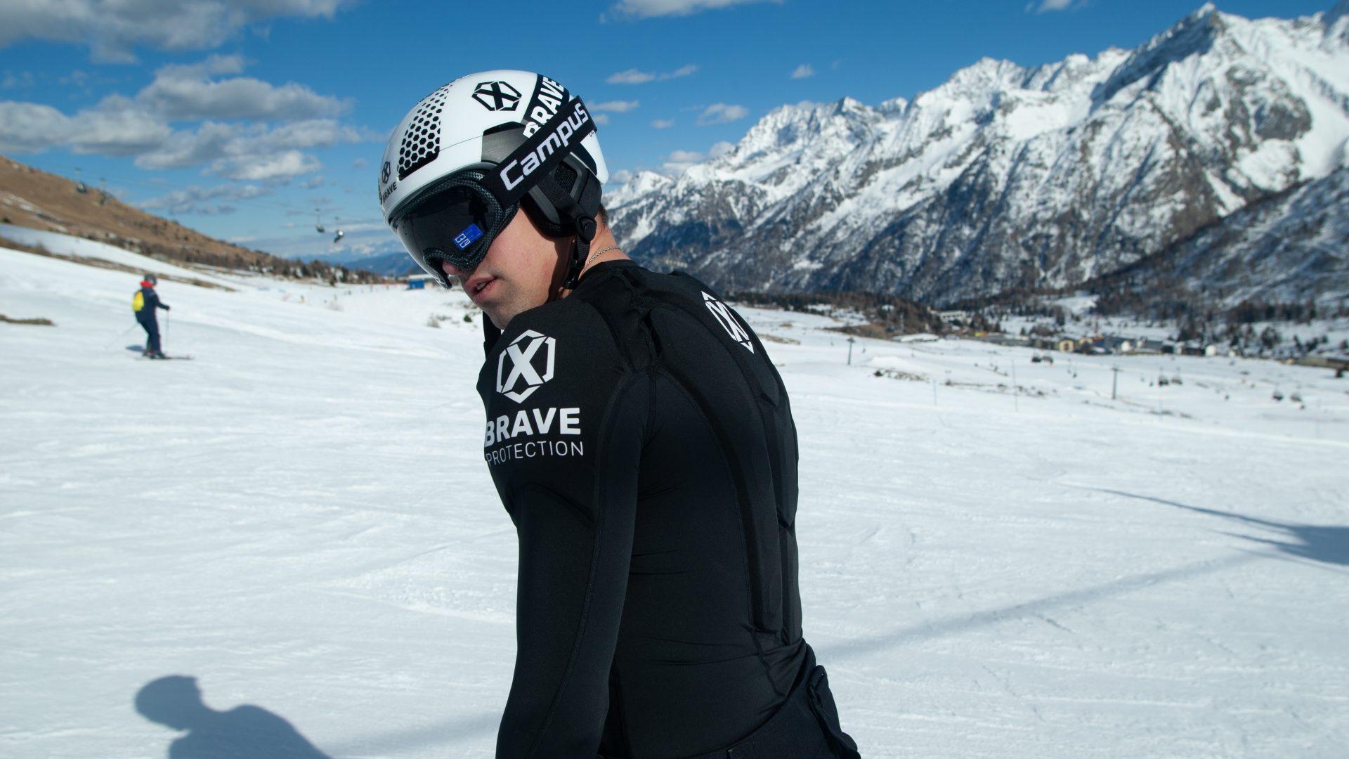 X Brave 21/22 Snow Protection
