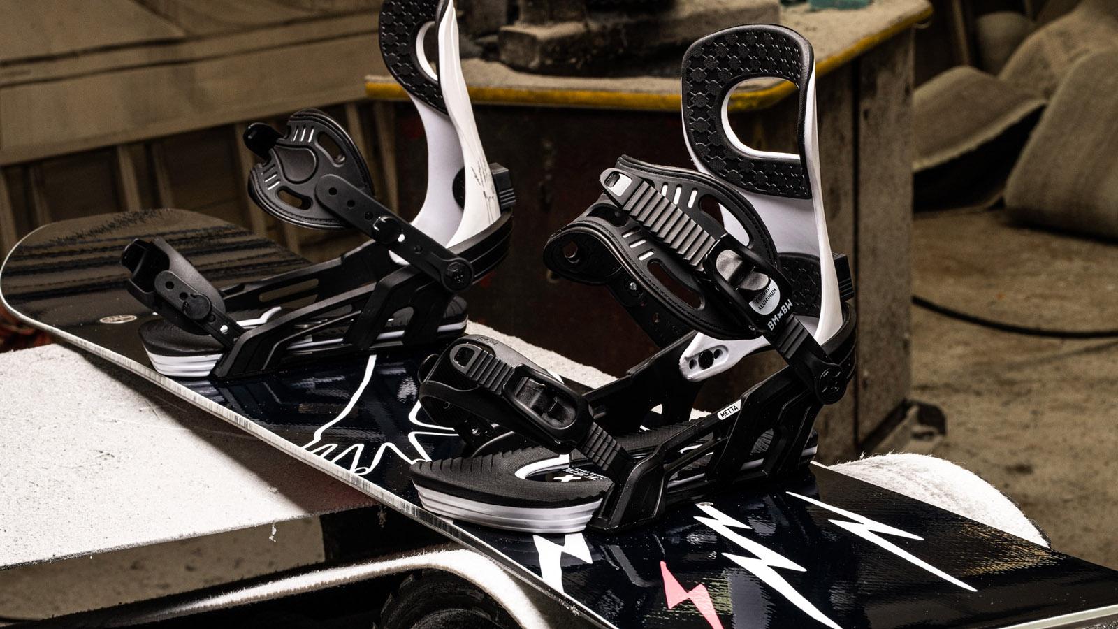 Bent Metal 21/22 Snowboard Bindings